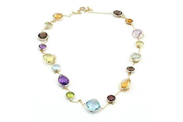 Gemstone Necklace Collections