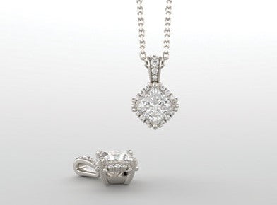 Diamond Necklace collections farsi jewelers