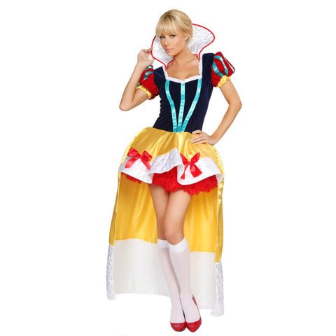 Halloween Costumes for Women Adult Cinderella Dress Princess Belle Costume Female Snow White Costume Fairy Tale  sc 1 st  Exceptional Online Market - Shopify & Halloween Costumes for Women Adult Cinderella Dress Princess Belle ...