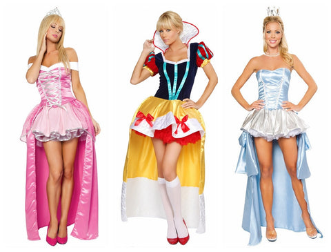halloween costumes for women adult cinderella dress princess belle costume female snow white costume fairy tale