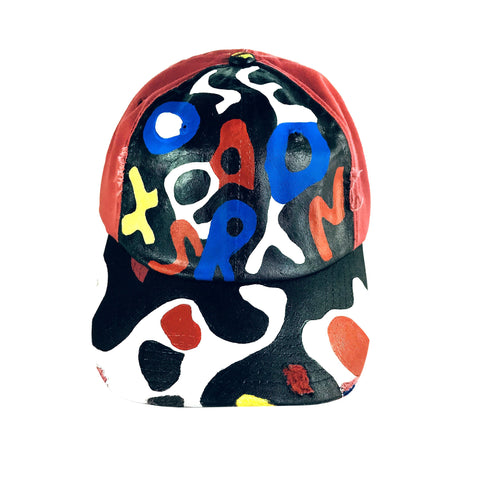 Abstract Custom Dad Hat Hats- Rowlhen, LLC
