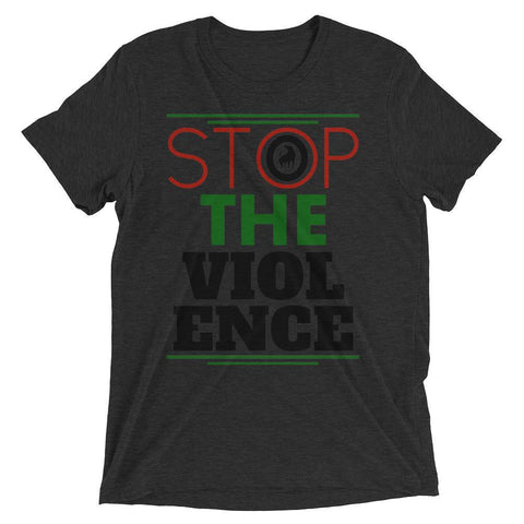 Stop The Violence Tee - Rowlhen, LLC