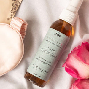 Hydrating Toner : Rose Water & Hibiscus NO. 209
