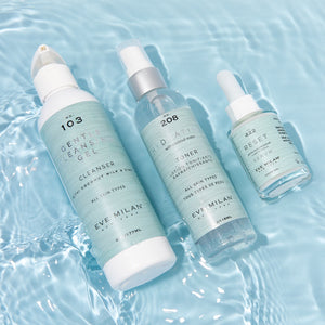 Drenched: Dry Skin Trio