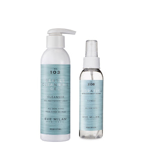 """The Minimalist"" : Hydrating Duo"
