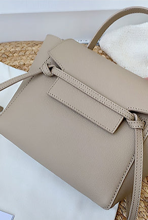 CLEO - BELT SATCHEL BAG