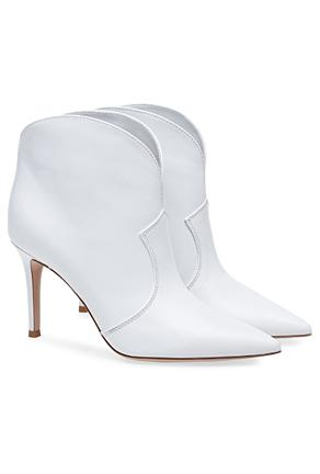 DAJAH - WESTERN ANKLE BOOTS
