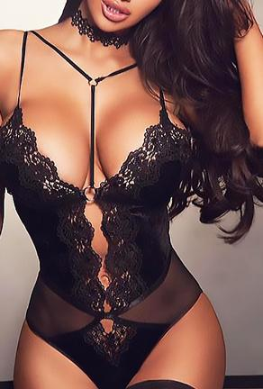 DAWN - 1 PIECE LACE LINGERIE