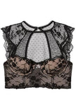 DHIVYA - LACE BRALETTE TOP