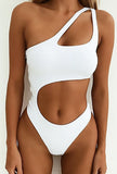 GORGINA - ASYMMETRIC SWIMSUIT