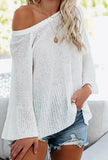 KAYSIE - SWEATER KNIT TOP