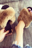 LUX - TEDDY BEAR SLIPPER