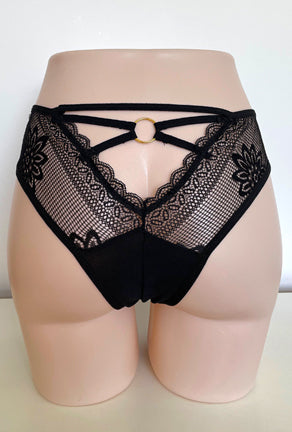 PEGGY - PYTHON ANKLE HEELS