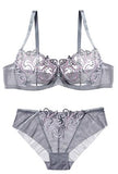 REGINA - APPLIQUE 2 PIECE LINGERIE