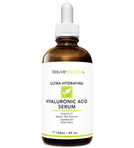 Hyaluronic Acid Serum, 4oz