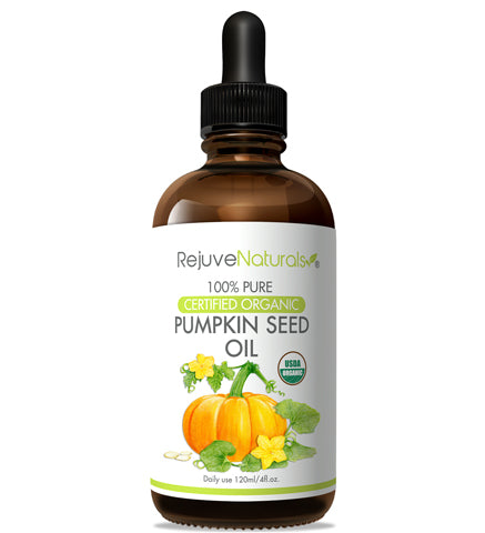 Organic Pumpkin Seed Oil, 4oz