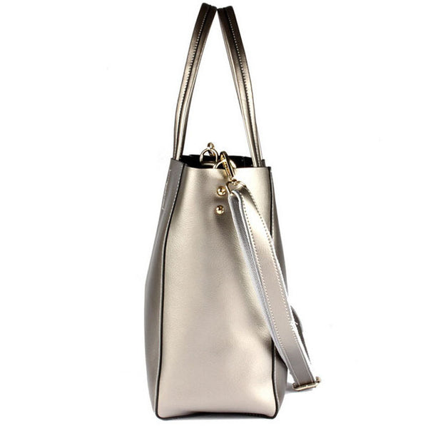 Olivia Genuine Leather Shoulder Bag - Belle Valoure - 11