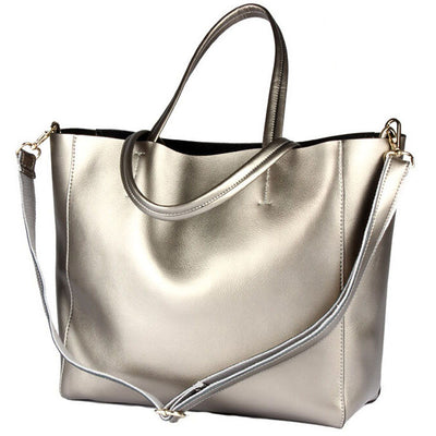 Olivia Genuine Leather Shoulder Bag - Belle Valoure - 6