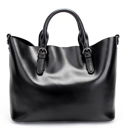 Olivia Genuine Leather Shoulder Bag - Belle Valoure - 7