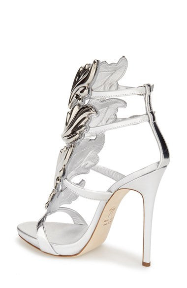 Lux Gladiator Sandals - Belle Valoure - 5