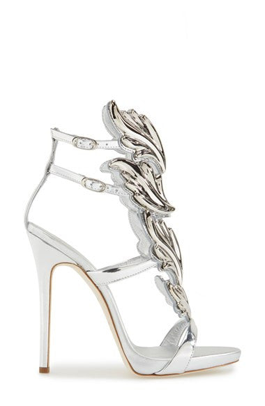 Phoenix Gladiator Strap Sandals - Belle Valoure - 6