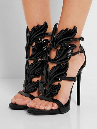 Lux Gladiator Sandals - Belle Valoure - 7