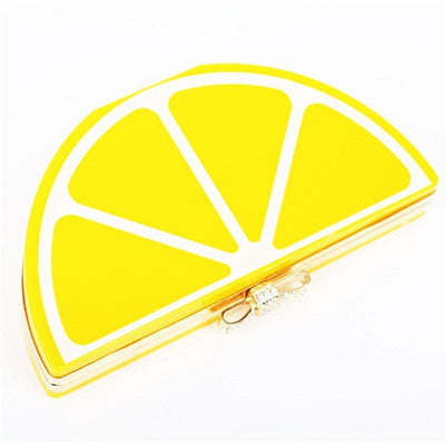Citrus Clutch - Belle Valoure - 8