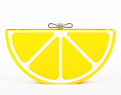 Citrus Clutch - Belle Valoure - 1