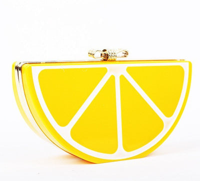 Citrus Clutch - Belle Valoure - 7