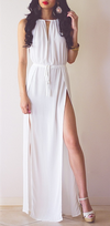 Summer Maxi Dress - Belle Valoure - 2