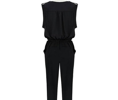 Anayah Sleeveless Jumpsuit