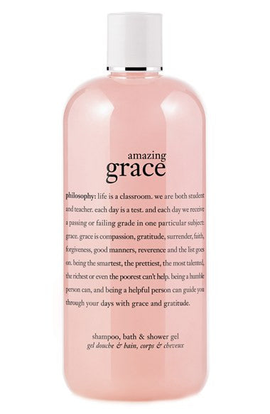 Philosophy 'amazing grace' shampoo, bath & shower gel - Belle Valoure - 1