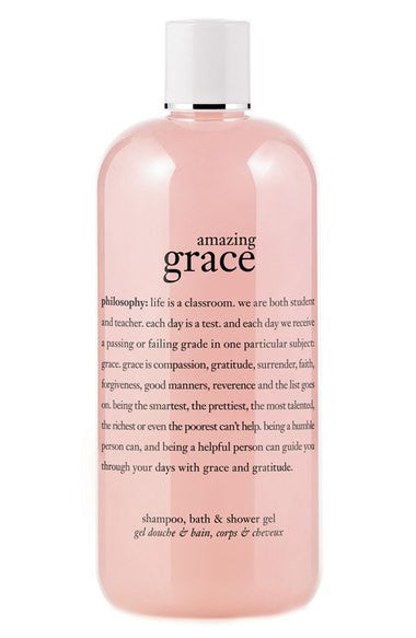 Philosophy 'amazing grace' shampoo, bath & shower gel - Belle Valoure - 2