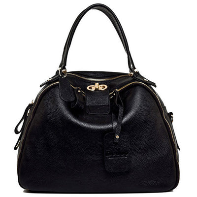 Genuine Leather Totes - Belle Valoure - 5