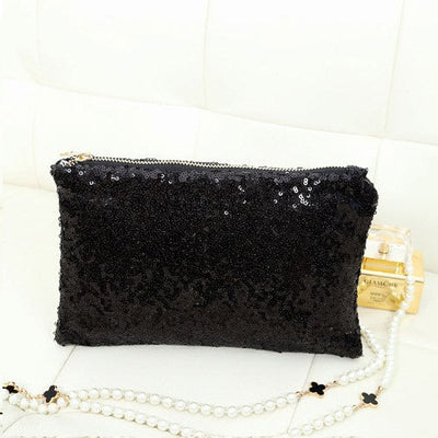 Sequin Clutch - Belle Valoure - 4