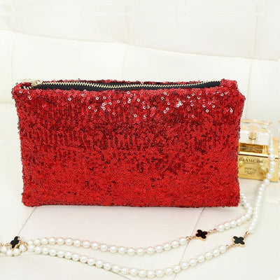 Sequin Clutch - Belle Valoure - 2