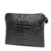 Mila Genuine Leather Crocodile Shoulder Bag - Belle Valoure - 9