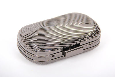 Metal Clutch - Belle Valoure - 5