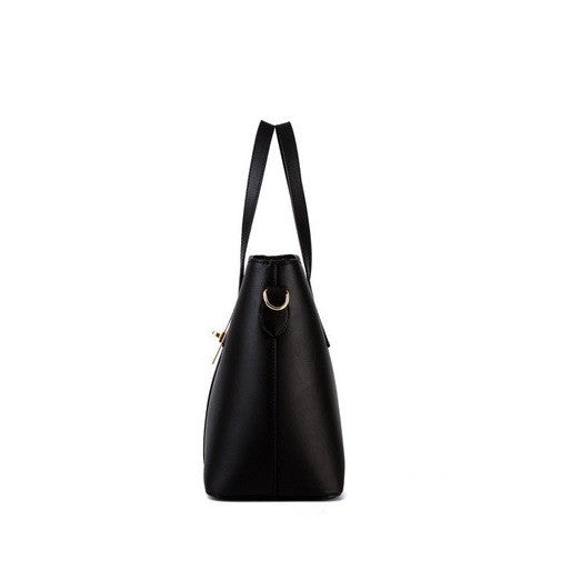 Olivia Leather Tote - Belle Valoure - 14