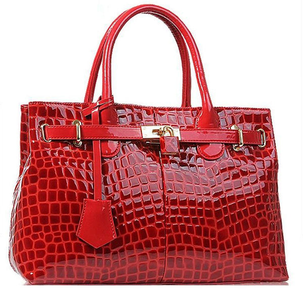 Genuine Leather Handbags - Belle Valoure - 2