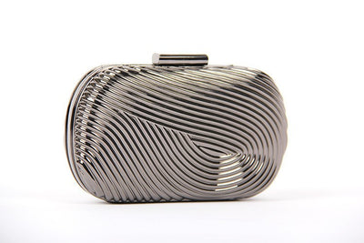 Metal Clutch - Belle Valoure - 3