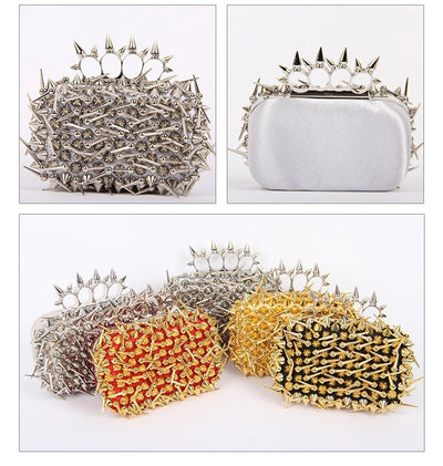 Rivet Clutch - Belle Valoure - 2