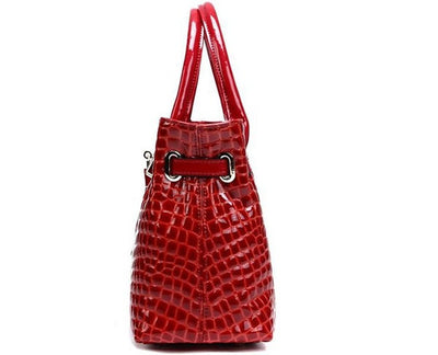 Genuine Leather Handbags - Belle Valoure - 6