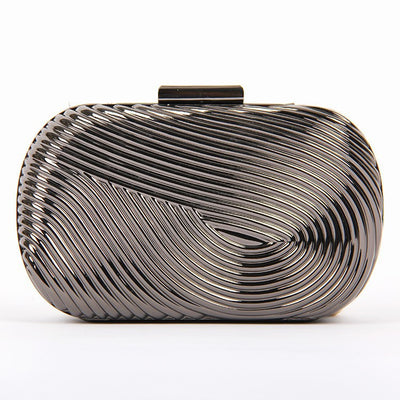 Metal Clutch - Belle Valoure - 6