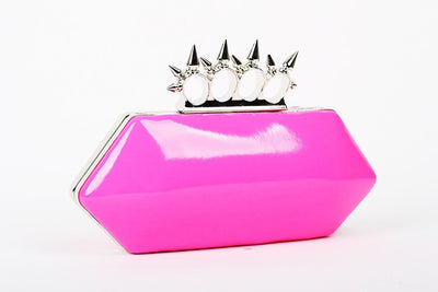 Candy Neon Clutch - Belle Valoure - 3