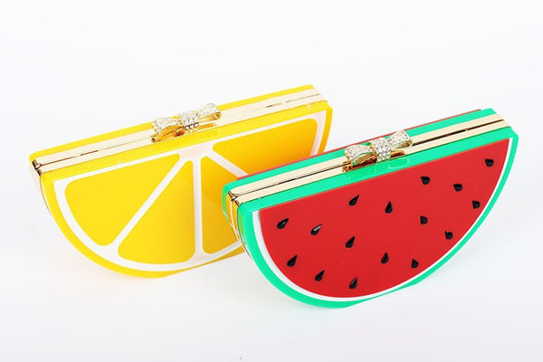 Citrus Clutch - Belle Valoure - 5