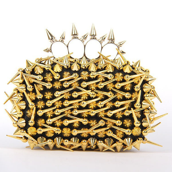 Rivet Clutch - Belle Valoure - 4