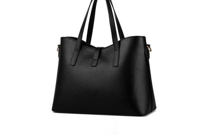 Olivia Leather Tote - Belle Valoure - 13