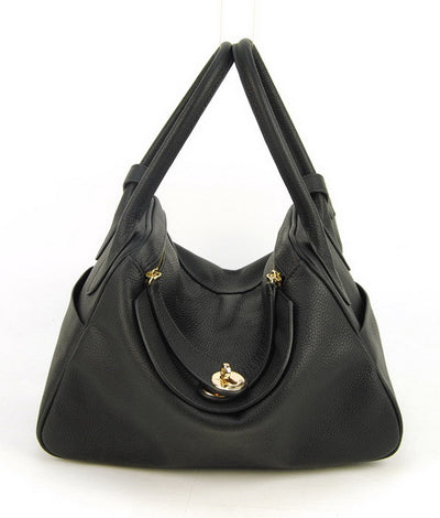 Lux Genuine Leather Tote - Belle Valoure - 3