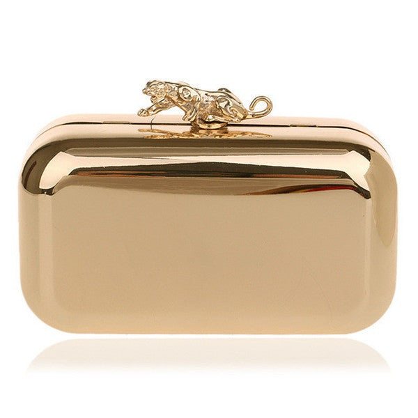 Panther Clutch - Belle Valoure - 1